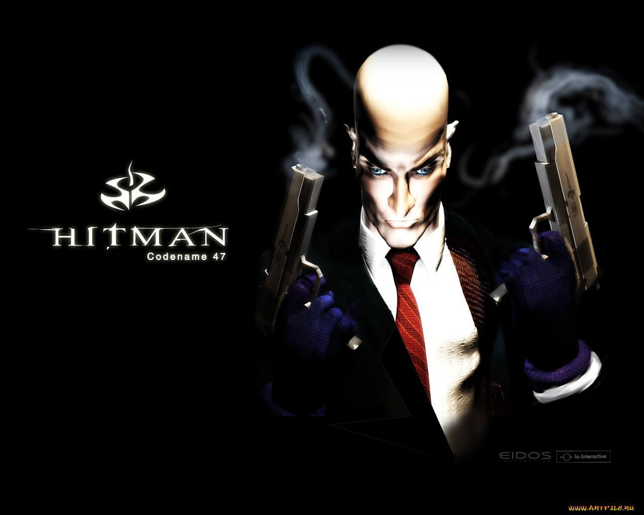 Hitman Codename 47 Видео Игры Hitman Codename 47.
